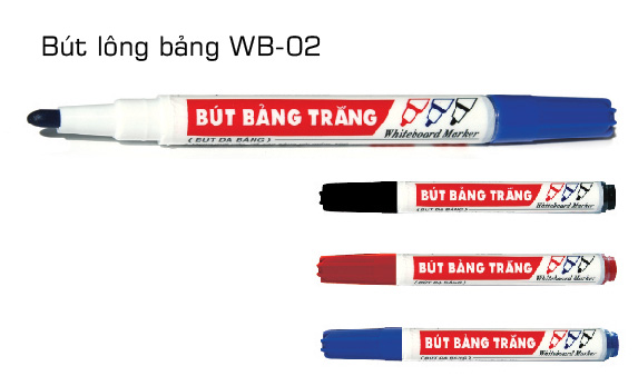 Bút dạ bảng WB02